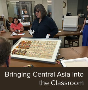 Bringing Central Asia into the Classroom