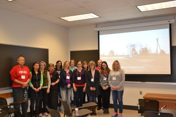2017 Midwest Slavic Conference Teacher Training group photo