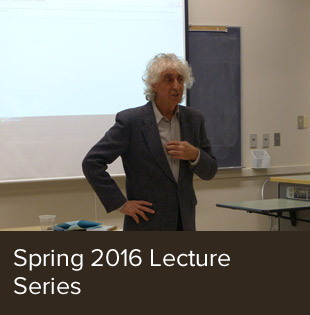 About the Spring 2016 lecture series.