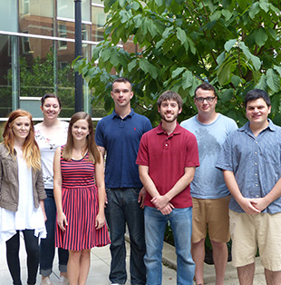 CSEES Welcomes 8 New Graduate Students