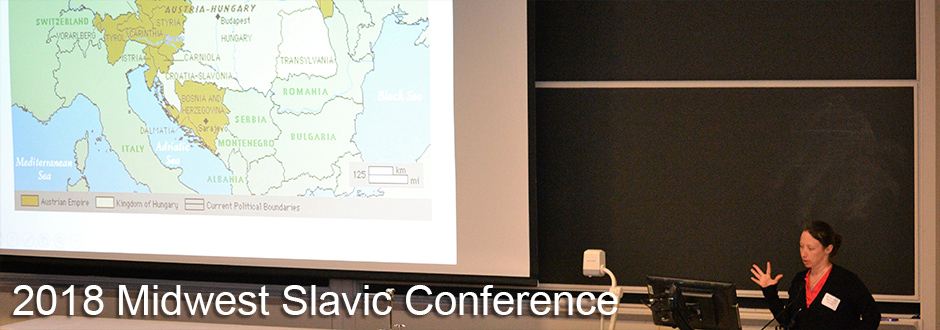 Tara Zahra delivers keynote address at 2018 Midwest Slavic Conference